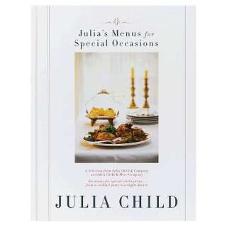 cocktail party to a buffet dinner. (9780375403385): Julia Child: Books
