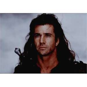 MEL GIBSON BRAVEHEART WILLIAM WALLACE PHOTO 4x6 16356Y