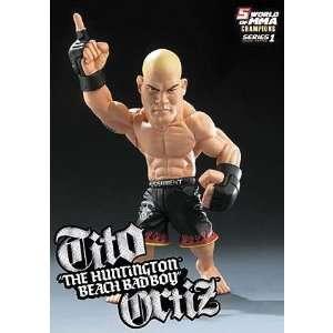Tito Ortiz MMA Action Figure Sports & Outdoors