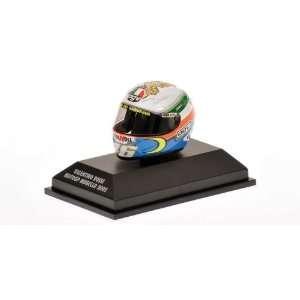 Minichamps Valentino Rossi Moto GP Mugello 2005 AGV Helmet