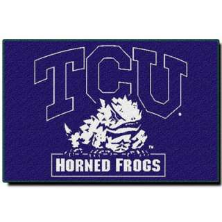 TCU Horned Frogs 20x30 Acrylic Tufted Rug