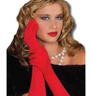 Gloves   Long Red  Costume Gloves & Hands  HalloweenMart