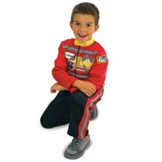 Racecar Driver Child Costume, 38516