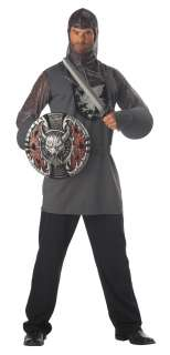 Combat Shield and Sword Set   Medieval and Knight Costume Accessories