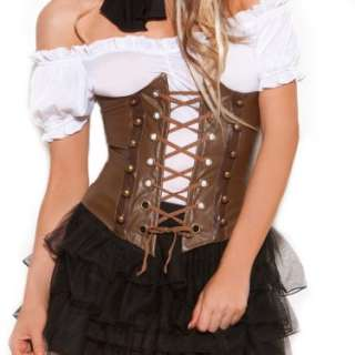 Halloween Costumes Steampunk Adult Corset