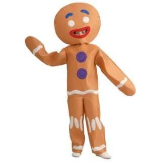 Halloween Costumes Shrek Gingerbread Man Child Costume