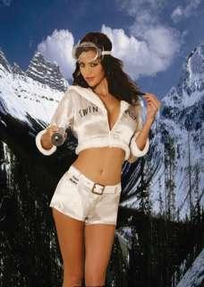 Twin Peeks Ski Patrol (Adult Costume)