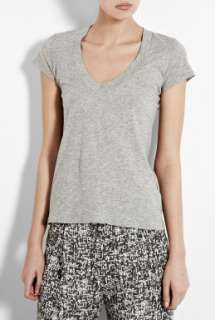 James Perse  Grey Relaxed Casual T Shirt by James Perse