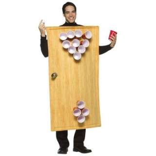 Adult Beer Pong Costume   Funny Halloween Costumes   15GC6028