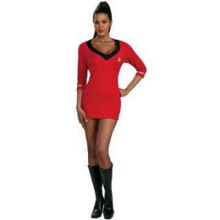 Trek Secret Wishes Red Dress   Includes dress. Does not include shoes