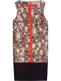 Giambattista Valli   PRINTED EGG SHAPE DRESS