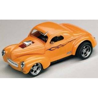 Carrera Evolution 1/32 1941 Willys Coupe Hotrod Supercharged Slot Car