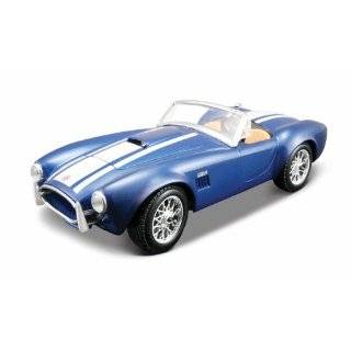 Signature Scale 118   1964 Shelby Cobra 427S/C   Blue Toys & Games