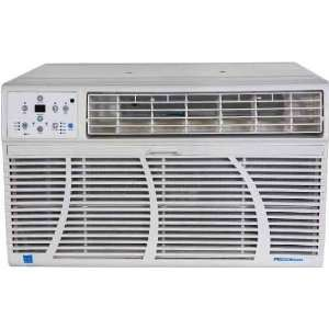 The Wall Air Conditioner with Full Function Remote Control, 12,000