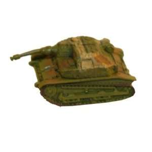 Axis and Allies Miniatures: TKS Ursus Tankette # 14   Early War 1939