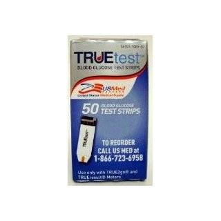 Blood Glucose True Test Strips**kpp   100 EA Health