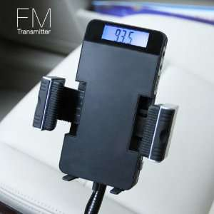 ATC Bluetooth FM Transmitter Hands free Car Kit For iPhone
