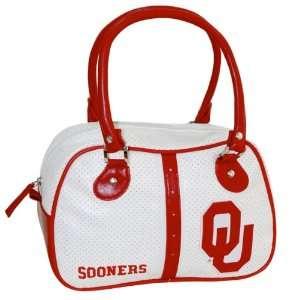 Oklahoma Sooners Bowler Bag Purse