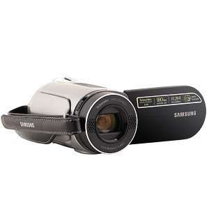 SC MX20 SD/SDHC Digital Memory Camcorder (Black): Camera & Photo