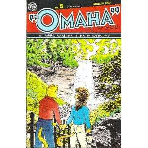 Omaha, the Cat Dancer. No. 5: Reed, and Worley, Kate
