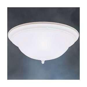White Builder Plus Ceiling Lighting Flush Mount