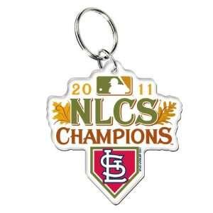 National League Champions Premium Acrylic Key Ring