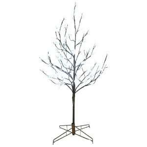 Feet Pre Lit LED Cherry Blossom Twig Tree