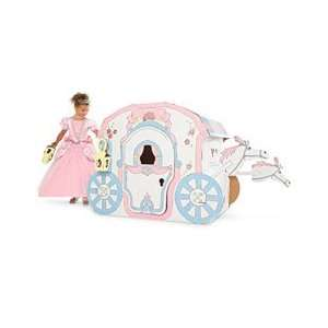 royal cardboard carriage Toys & Games