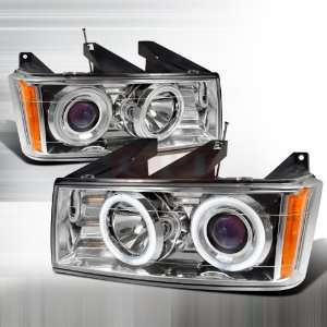 Gmc Gmc Colorado/Canyon Ccfl Projector Head Lamps Performance