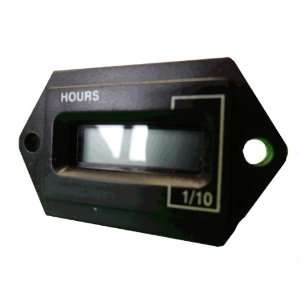 10 80 Volt DC Golf Cart Digital Hour Meter Indicator  EZGO  Club Car