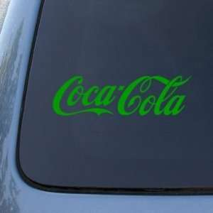 COCA COLA   Coke   Vinyl Car Decal Sticker #1768  Vinyl