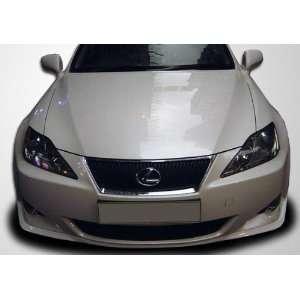 2006 2008 Lexus IS Series Couture J Spec Front Lip Spoiler Automotive