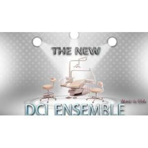 DCI Alliance Ensemble / Complete Dental Unit   Dc1235 Hydraulic Chair