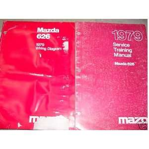 manual, and the electrical wiring diagrams manual) mazda Books