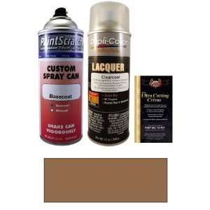 Mocha Metallic Spray Can Paint Kit for 1996 Ford F Series (DJ/M6520