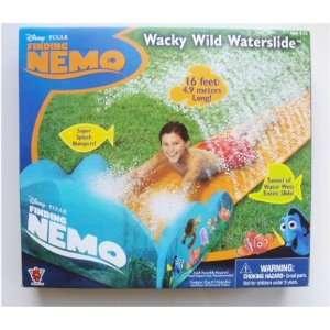 Finding Nemo Wacky Wild Waterslide Toys & Games
