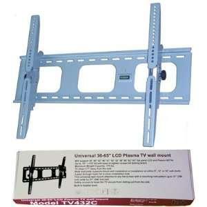 Flat Panel PLASMA/LCD TV Tilt Wall Mount fits 32 to 63