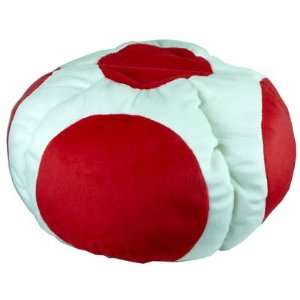 Super Mario Brothers Red Toad Cosplay Plush Hat Toys & Games