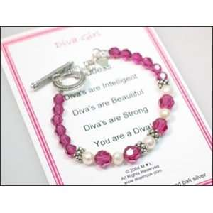 Diva Bracelet   Unique Gift Idea: Toys & Games