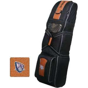 Jersey Nets NBA Pebble Grain Golf Bag Travel Cover