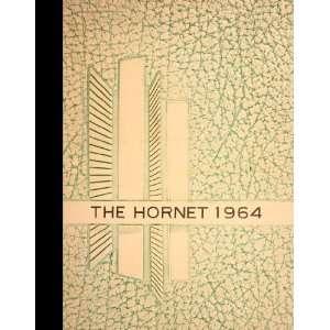 (Reprint) 1964 Yearbook: Hamlin High School, Hamlin, Kansas Hamlin High School 1964 Yearbook Staff
