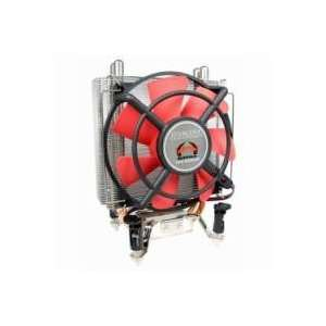 Fan, Copper w/ Heat Pipe, Socket 775, Ultra Quiet , Spire