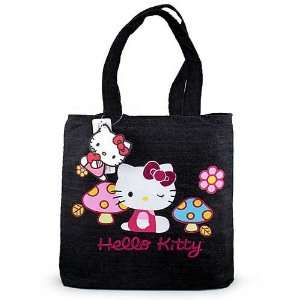 Hello Kitty Canvas Hand Bag Toys & Games