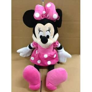 Disney Large Minnie Mouse Plush Toy 25 H Toys & Games