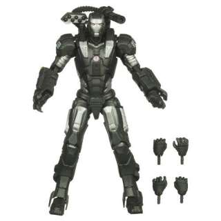 Iron Man 6 Figure War Machine  Toys & Games