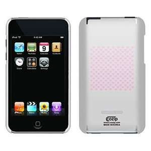 Lots O Hearts Pink on iPod Touch 2G 3G CoZip Case