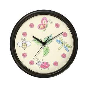 Bug Cute Wall Clock by