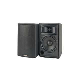 Klipsch KSB 1.1 Synergy Series Speakers: Electronics