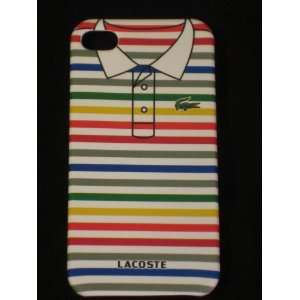 Lacoste shirt Hard Case for iPhone 4/4S Everything Else