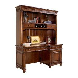 Wesley Lap Top Desk With Hutch